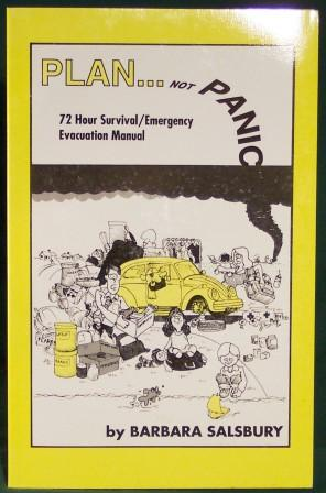 Pandemic Planning Book
